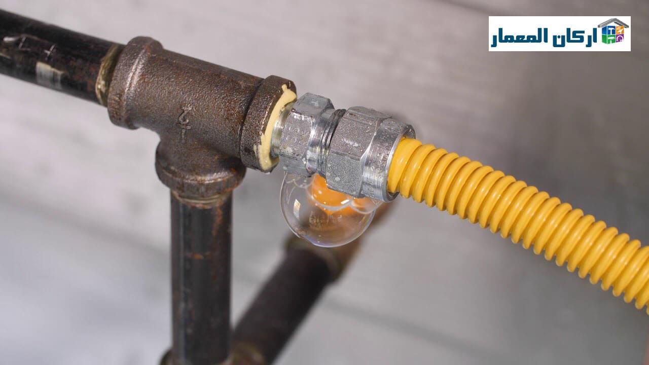 شركة كشف تسربات الغاز بالرياض